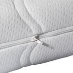 Šis matracis ir aprīkots ar ar noņemu pārvalku